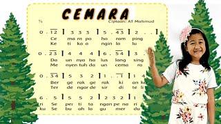 Terbaik || Lagu Cemara Ciptaan AT Mahmud || cover by Ceo Jati Atmodjo