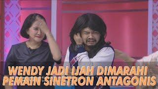 BROWNIS - Wah Wendy Jadi Ijah Dimarahi Pemain Sinetron Antagonis (5/7/19) Part 3
