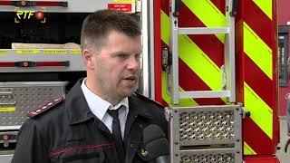 Freiwillige Feuerwehr erhält neues Fahrzeug