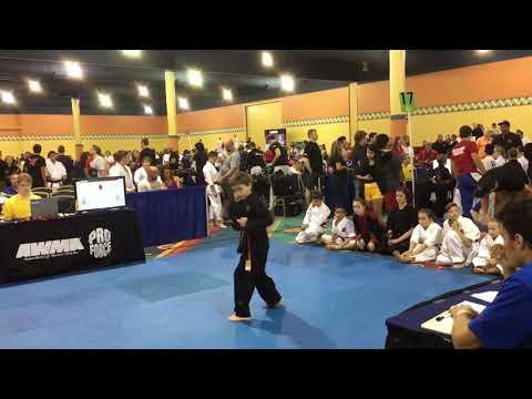 Iron Dragon MMA – 2017 US OPEN