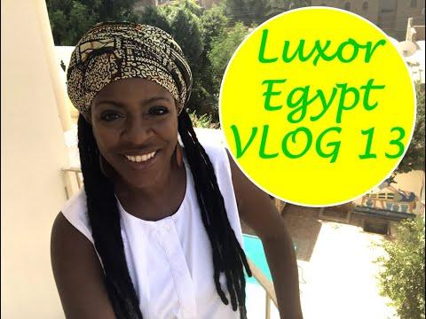 Travel VLOG 13 | Resident Visa | New Apartment | Good Eats | Luxor Egypt