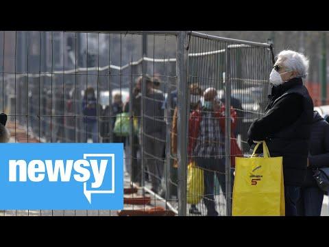 Italy passes China in coronavirus deaths