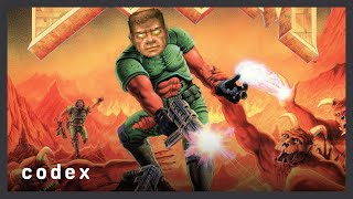 The Story Behind DOOM's Cheat Codes − Codex
