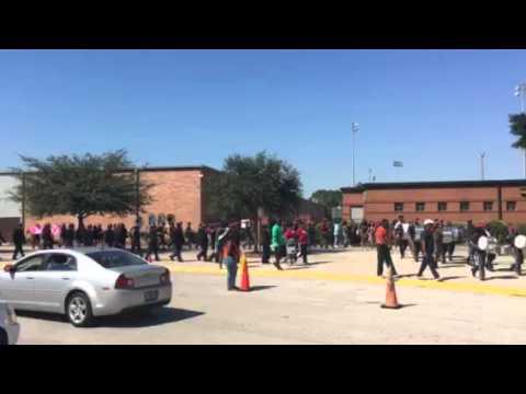 William Raines High School Marching Band