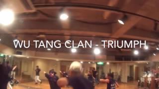 90's Wu-Tang Clan - Triumph ダンス動画】 Show-Me DANCE LESSON 2016/...