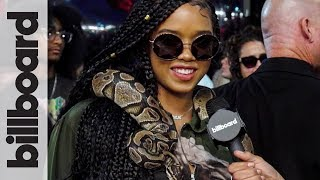 H.E.R. Talks First Nomination & Following