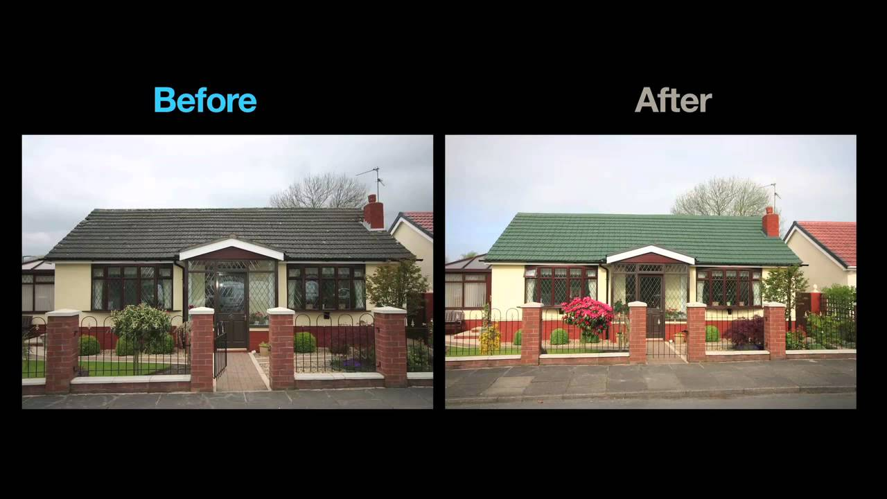 Improve A Roof | Thermal Roof Coating | Manchester