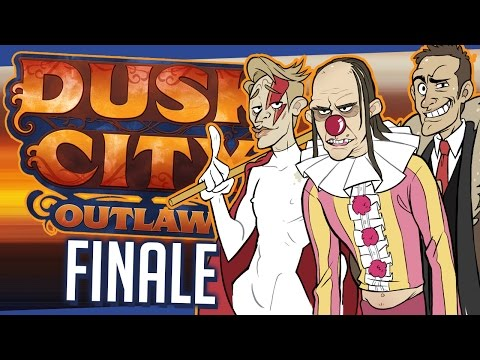 Dusk City Outlaws - THE HEIST (Finale) | Episode 8