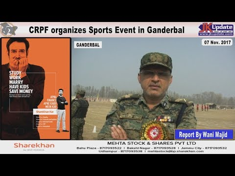 Jammu Kashmir News Round Up 07  Nov  2017