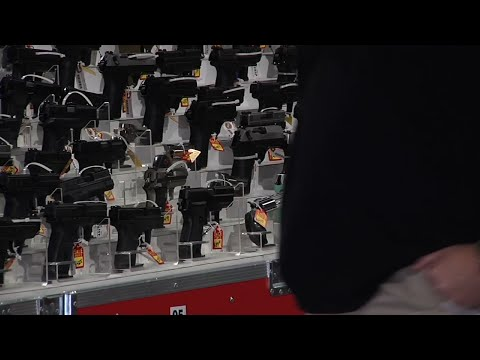 Fla. Gun Show Goes On Days After School Shooting