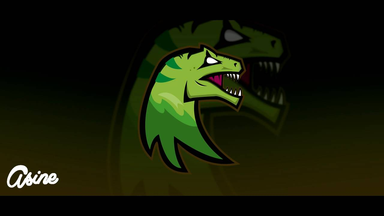 esports logo dinosaur logo esportssports youtube