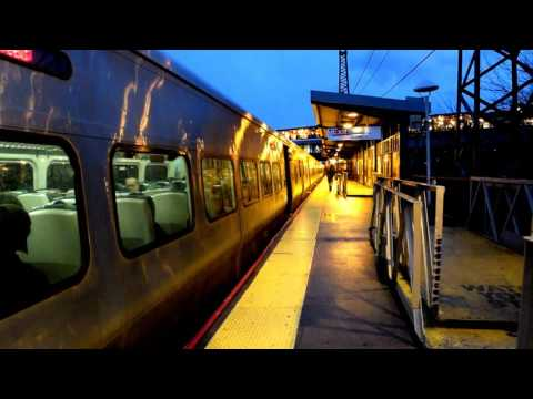 NYMTA LIRR- The Action and Complication of Woodside Station