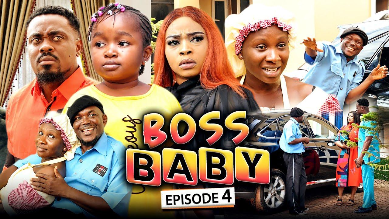 Download BOSS BABY 4 (New Movie) Sonia Uche/Toosweet Annan/Ebube Obio 2021 Trending Nigerian Nollywood Movie
