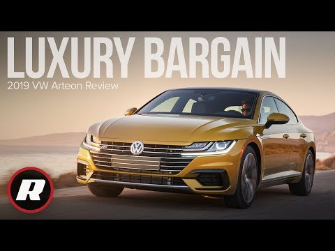 2019 Volkswagen Arteon Review: A serious luxury bargain