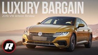 2019 Volkswagen Arteon Review: A serious luxury bargain