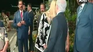 Ivanka Trump came to India to get her Aadhaar Card done.