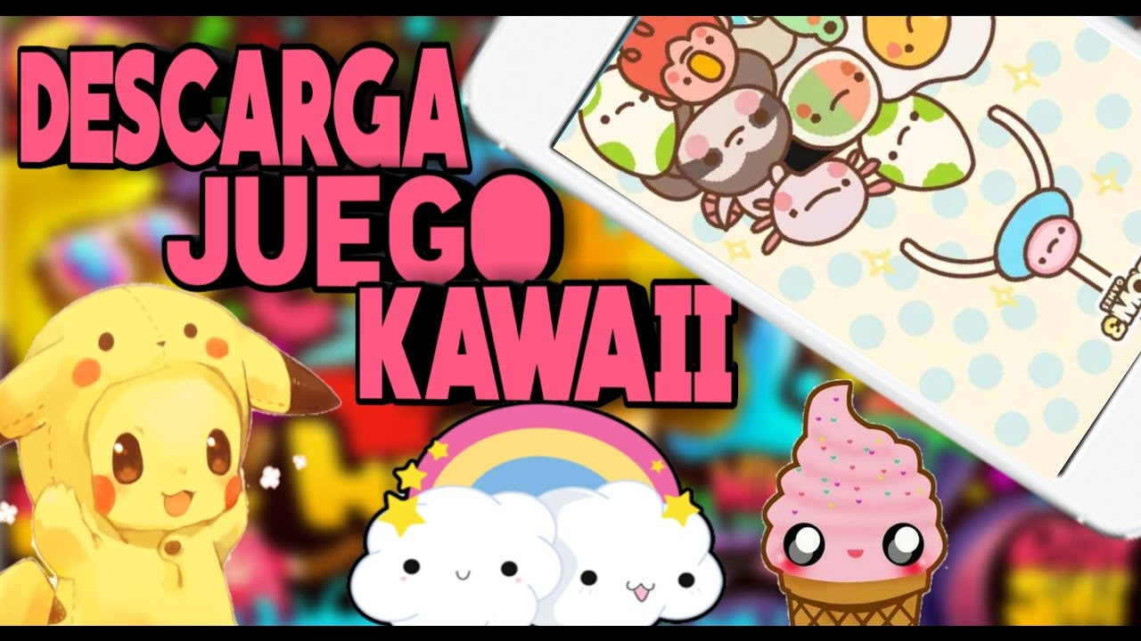Descarga Juego Kawaii Para Android Clawbert Youtube