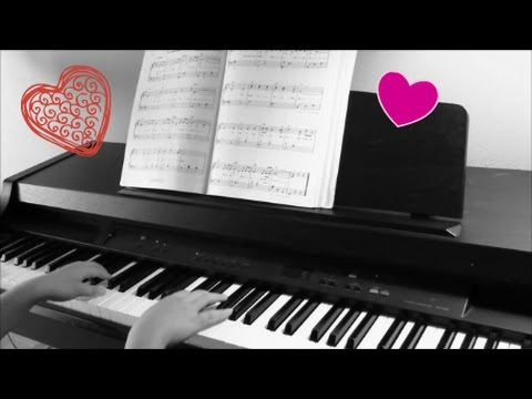 So This is Love (Cinderella) | Piano Cover | Happy Valentine's Day!!