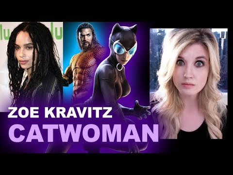 Cast as Catwoman in 'The Batman' ...