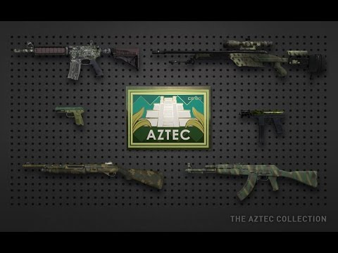 cs go skin collections