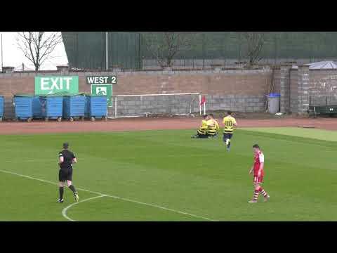 Stirling Stranraer Goals And Highlights