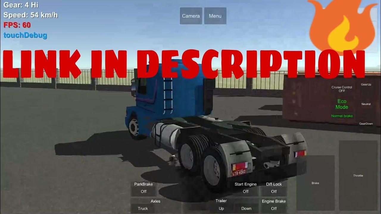 Grand Truck Simulator 2 Android Ios Download Link In Description