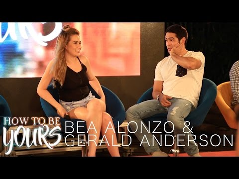 Bea Alonzo & Gerald Anderson Bully Each Other About Past Relationship