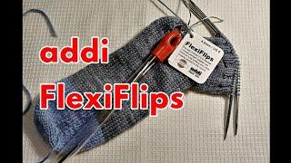 Addi FlexiFlips First Impression/Review