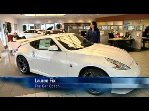 2013 Nissan 370Z: Expert Car Review by Lauren Fix