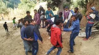 Bhaderwahi band baja || Bhaderwahi Dhol || Marriage dance at chiralla