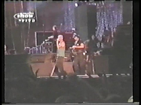 REM - Pop Song 89 @ Brazil - 2001