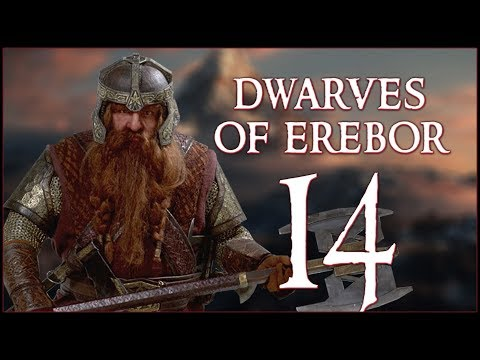 OUR LAST LEG - Dwarves Of Erebor - Third Age Total War: Divide And Conquer - Ep.14!