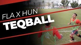 Desafio TEQBALL: Pará e Guerrero x Húngaros