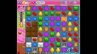 Candy Crush Saga Level 858 No Boosters