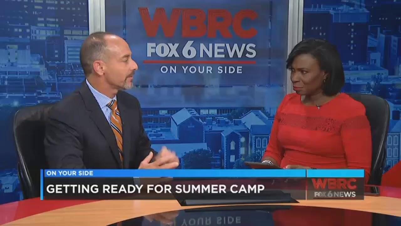 Getting ready for summer camp WBRC FOX6 News Birmingham, AL