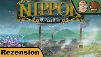 Nippon - Brettspiel - Review
