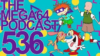 mega64-podcast-536-nick-toons-and-conspiracies