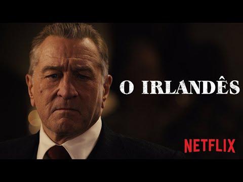 O Irlandês | Trailer final