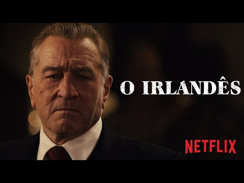O Irlandes Trailer Final Youtube