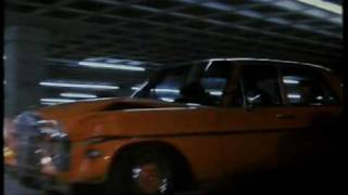 "Ryan O' Neal destroys a Merc in ""Driver"" - '78 - HQ"