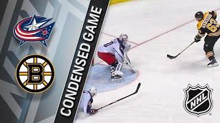 03/19/18 Condensed Game: Blue Jackets @ Bruins