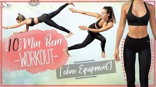 BEIN Workout für Zuhause - 10 Übungen in 10 Minuten