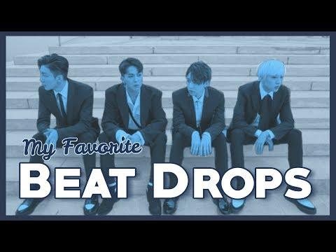 My Favorite Kpop Beat Drops/Hooks