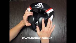 Шлем Training Head guard Adidas интернет магазин Forbox(, 2013-06-12T06:55:20.000Z)