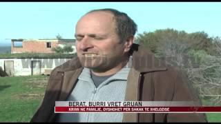 Dyshonte për tradhëti, burri vret gruan me thikë - News, Lajme - Vizion Plus