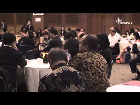 [Liputan] China - Indonesia University Presidents Forum