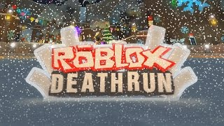 Roblox Death Run WINTER!!!