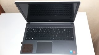 Dell Inspiron 5558 Unboxing & First Look