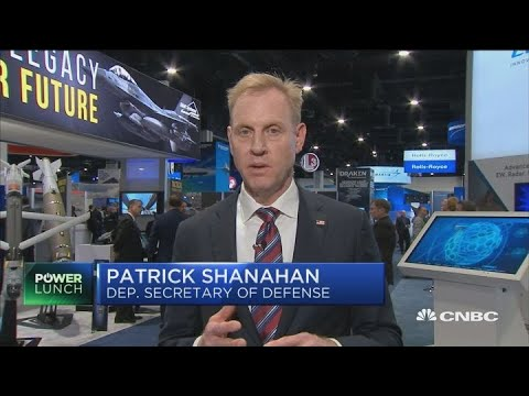 Deputy Defense Sec.: Space and cyberspace the two new war-fighting domains