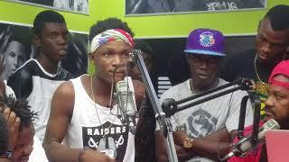 Freestyle Whatsapp Sky Dj HotSquad - PJ & Rasta Fokè Team Kolabo Part 3
